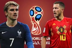 """Kèo Pháp vs Bỉ: """"Gà trống"""" đánh bại Quỷ đỏ"""