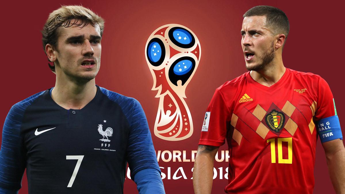 Kèo Pháp vs Bỉ: 'Gà trống' đánh bại Quỷ đỏ