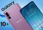 Galaxy S10 Plus có camera selfie kép, chụp selfie xóa phông