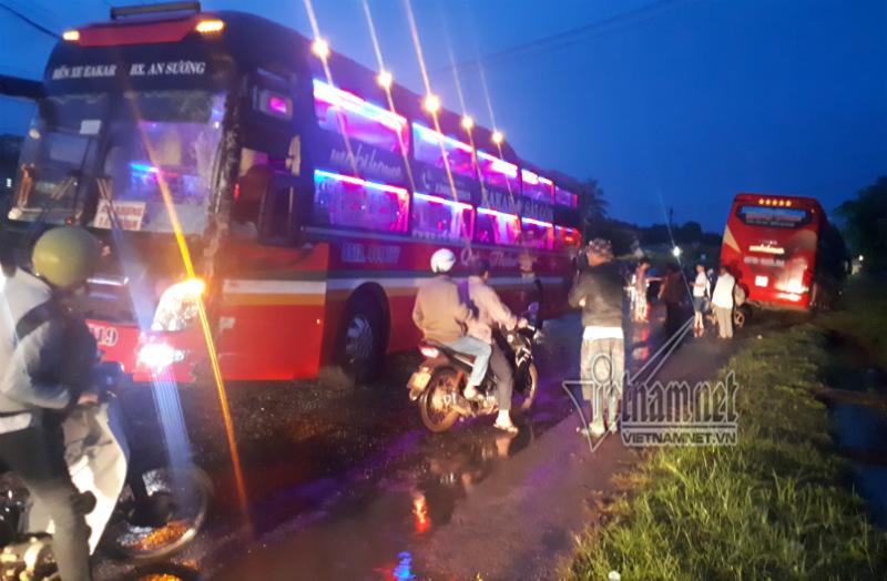tai nạn giao thông,QL26,Đắk Lắk,tai nạn chết người,xe khách,xe giường nằm