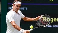 Federer đoạt vé vào tứ kết Wimbledon 2018