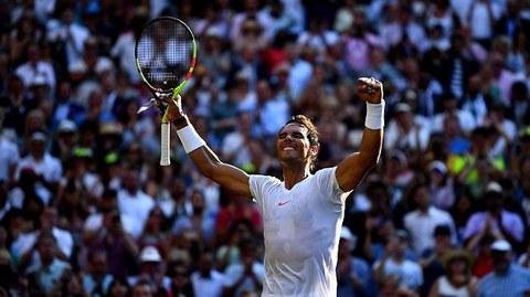 Rafael Nadal 3-0 Jiri Vesely