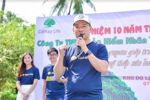 Cathay kỉ niệm 10 năm hoạt động ở Việt Nam