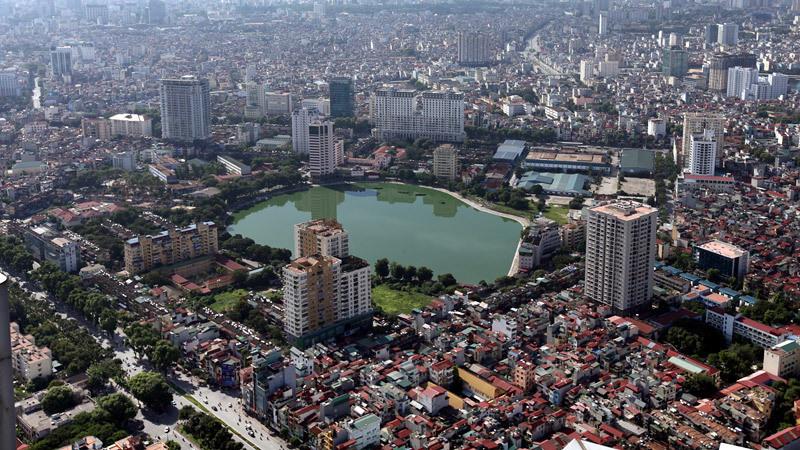 Quy hoạch đô thị lộn xộn vào 'tầm ngắm' của đoàn giám sát Quốc hội