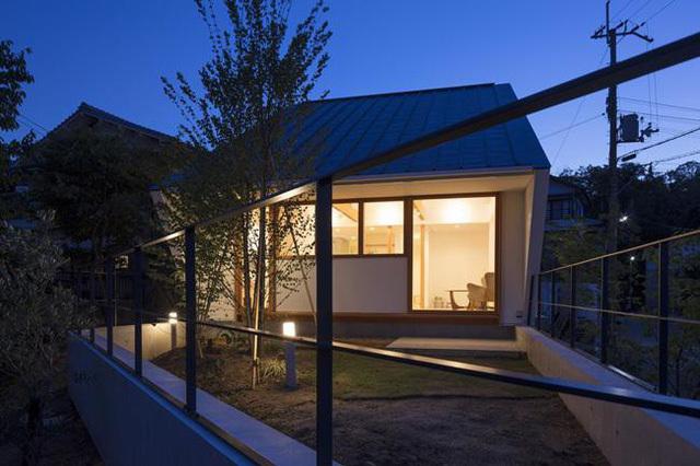 Căn nhà tự điều hòa 'hè mát - đông ấm' gây xôn xao vì thiết kế quá thông minh