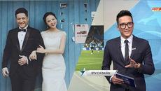 Chồng cũ My sói 'Quỳnh búp bê' bất ngờ làm BTV thể thao