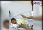 Cách làm 'ổ' cho bé sơ sinh ngủ ngon lành