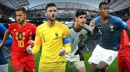 Link xem trực tiếp Pháp vs Bỉ, 01h ngày 11/7