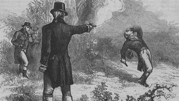 Ngày này năm xưa: Phó tổng thống Mỹ bắn chết cựu Bộ trưởng Tài chính
