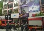 Cháy quán cơm tấm giữa Sài Gòn, thực khách nhào nhào bỏ chạy