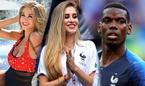 Người tình nóng bỏng đầy tai tiếng của Paul Pogba tuyển Pháp