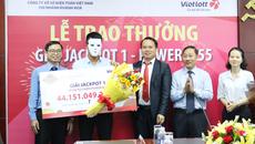 Lộ diện tỷ phú Quảng Bình trúng 44 tỷ Jackpot Power 6/55