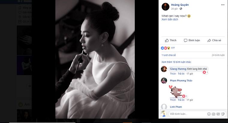 Hoàng Quyên,Vietnam Idol,làng sao