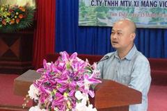 Cựu TGĐ Tổng công ty Xi măng bị cách chức vụ trong Đảng