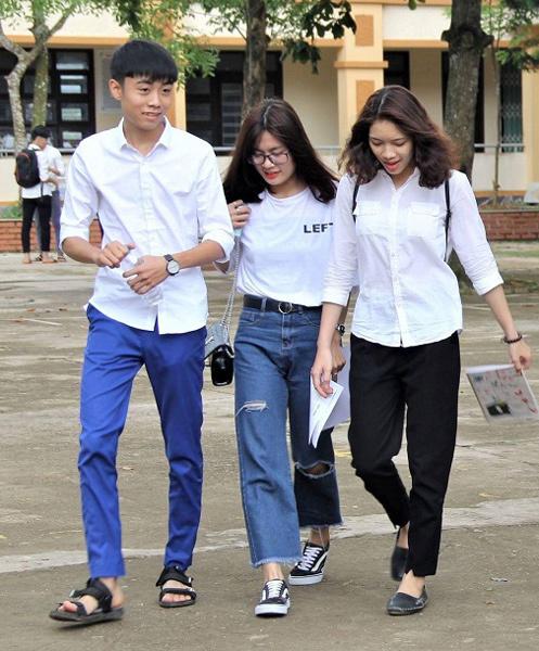 87,47% thí sinh Quảng Trị có điểm tiếng Anh thi THPT quốc gia dưới 5