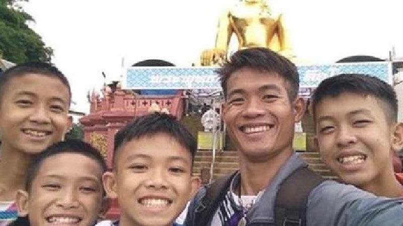 Thế giới 24h,đội bóng Thái Lan,đội bóng nhí Thái Lan,giải cứu đội bóng nhí Thái Lan