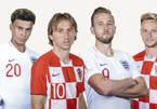 Anh vs Croatia: Mở cánh cửa lịch sử