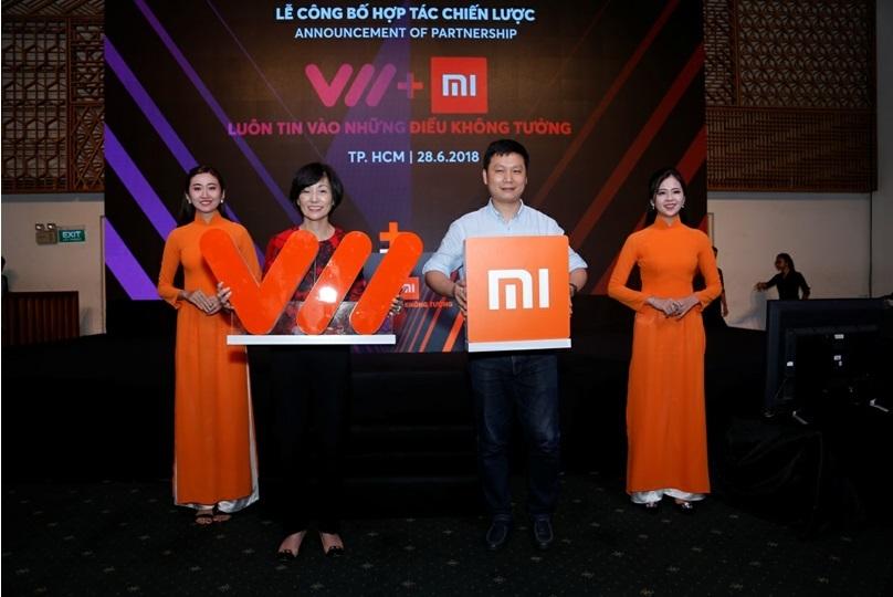 Vietnamobile công bố hợp tác với Xiaomi
