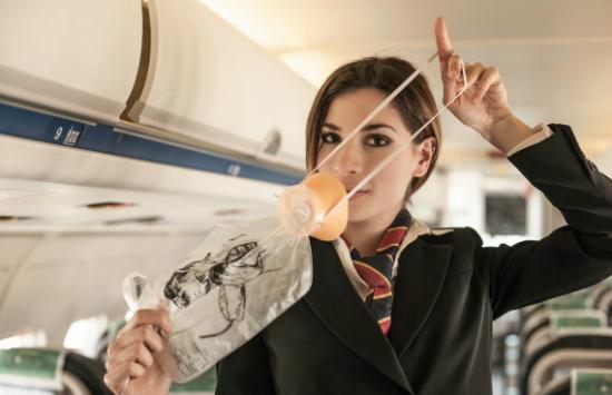 Sự thật trên máy bay khiến nhiều người giật mình