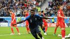 Hạ gục Bỉ, Pháp xuất sắc giành vé chung kết