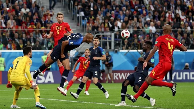 Pháp,Bỉ,Pháp vs Bỉ,Deschamps,bán kết World Cup