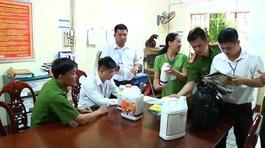 Hàng chục tấn sầu riêng nghi ngâm hóa chất trước khi bán ở Sài Gòn