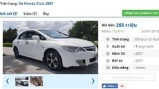 Chiếc ô tô Honda cũ này đang rao bán tầm giá 200 triệu tại Việt Nam