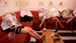 Mại dâm nở rộ ở nhiều nước mỗi khi World Cup diễn ra