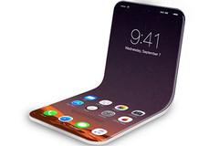 iPhone tương lai cũng có thể gập đôi màn hình