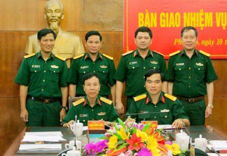 Bổ nhiệm,nhân sự,Quân khu 2,Bộ đội biên phòng Nghệ An
