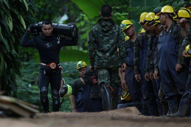 Cuộc giải cứu nghẹt thở đội bóng nhí Thái được dựng thành phim