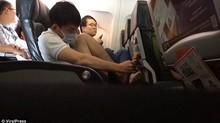 Khách Tây 'buồn nôn' khi thấy cảnh tượng này trên chuyến bay về Việt Nam