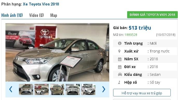 2 chiếc ô tô mới tinh giá từ 300 triệu này 'hút' hàng nghìn khách Việt