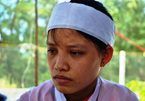 Nữ sinh mang 2 khăn tang đi thi có điểm xét tuyển đại học là 20.5