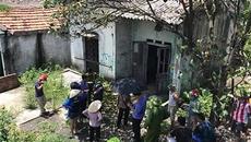 Tá hỏa phát hiện xác người khô trong căn nhà hoang