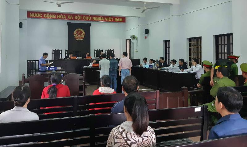 Y án hơn 4 năm tù đối với Trần Minh Lợi