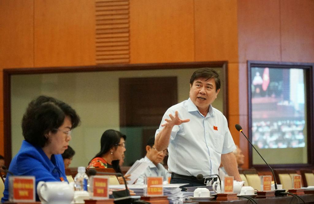 dự án treo,quy hoạch treo,TP.HCM,Nguyễn Thành Phong,đất công