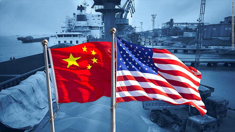 Donald Trump,Trung Quốc,Tập Cận Bình,tổng thống Mỹ,thương mại,cuộc chiến thương mại