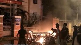 Thông tin chính thức vụ các đối tượng gây rối tại Bình Thuận