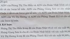 Thông tin bất ngờ phía một gia đình trao nhầm con ở Hà Nội