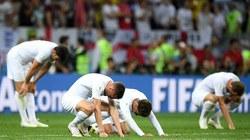 Nỗi cay đắng của tuyển Anh khi tuột vé chung kết sau 52 năm