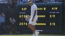 Federer thất bại ở tứ kết Wimbledon sau màn tra tấn thể lực