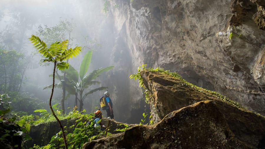 Vẻ đẹp của Sơn Đoòng và những hang động lớn nhất Đông Nam Á