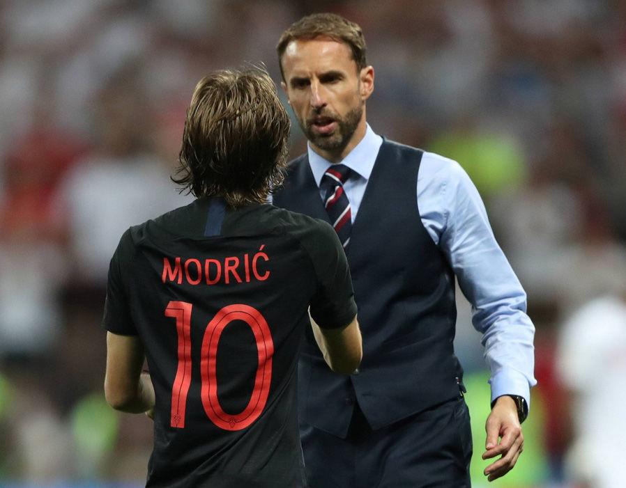 Luka Modric đanh thép: Anh thua vì coi thường Croatia!