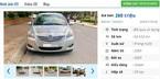 Chiếc ô tô Toyota cũ này đang rao bán tầm giá 200 triệu tại Việt Nam