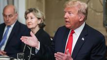 Ông Trump đòi các nước NATO tăng gấp đôi chi tiêu quốc phòng