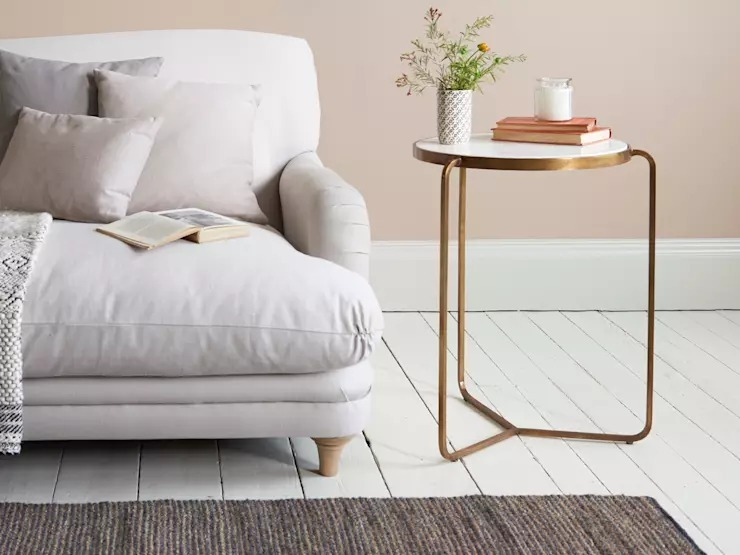 10 mẫu bàn trà tinh tế dành cho nội thất phòng khách nhỏ
