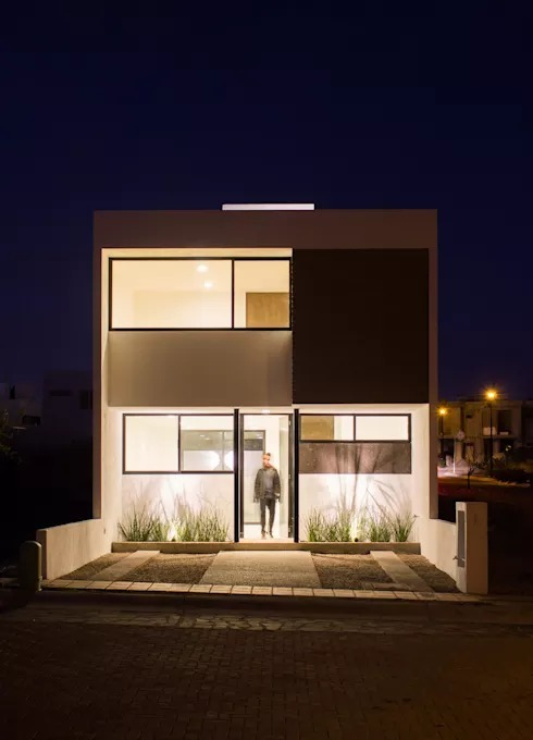 7 mặt đứng xu hướng cho nhà đẹp 2 tầng năm 2018