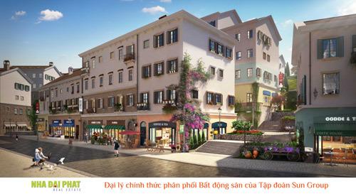 Shophouse phong cách Địa Trung Hải 'đổ bộ' Nam Phú Quốc