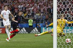 Croatia hạ Anh để viết lịch sử: Con tim và tinh thần thép